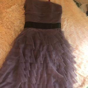 Betsey Johnson purple cocktail/prom dress!